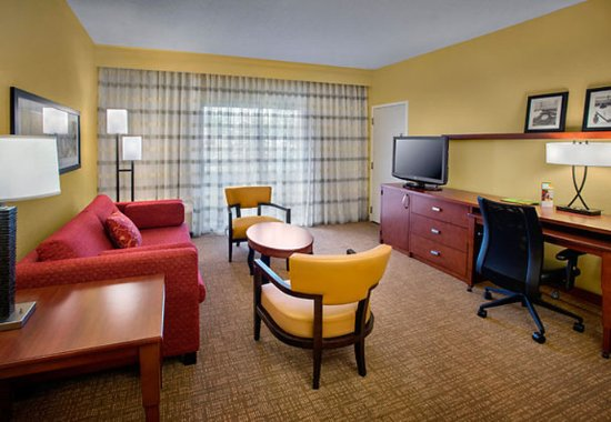 Wayne, Pensylwania: Double/Double Suite Living Room