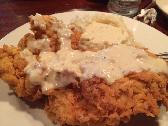 Chicken Fried Steak Picture Of Claim Jumper Restaurants