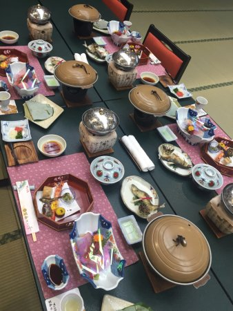 Gero Onsen Fugaku: You will be full for sure.