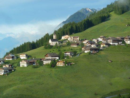 St Osswald Picture Of Schone Aussicht Kartitsch Tripadvisor