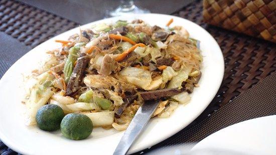 Mamita'sGrill Boracay: Pansit