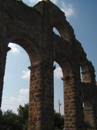 Aspendos Ruins and Theater 사진