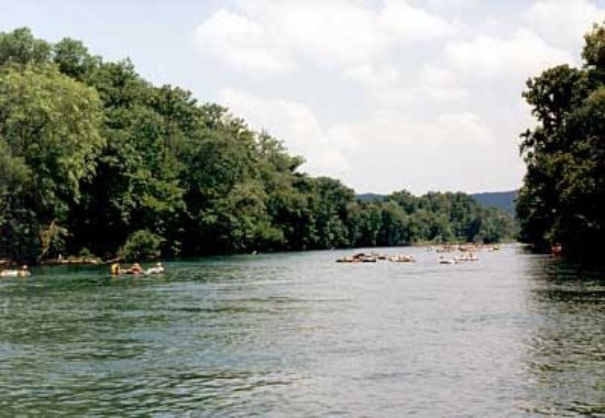 Van Buren, MO: Current River Campground
