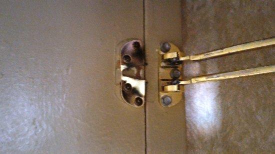 Fermeture Porte Chambre Photo De Lord Berri Montréal TripAdvisor - Fermeture de porte