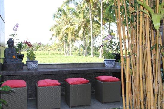 Bamboo Garden Bar Picture Of Luxe Villas Bali Ubud Tripadvisor