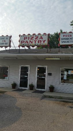 Pizza Pantry Spencer, Indiana