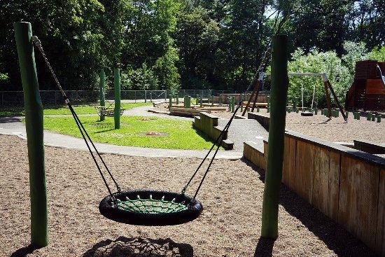 Legepladsen i Glostrup Bypark