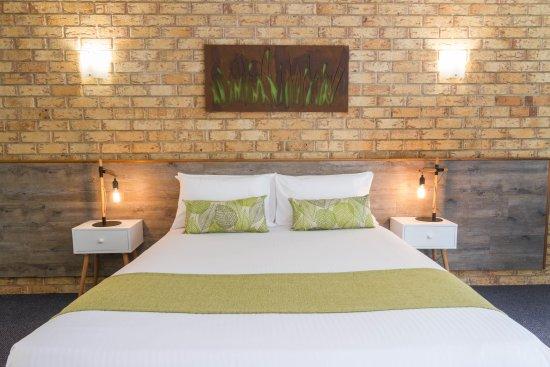 Woombye, Australien: Queen Room