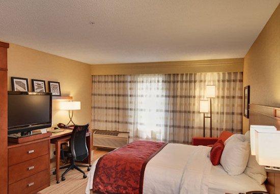 Σπρίνγκφιλντ, Όρεγκον: Queen/Queen Guest Room