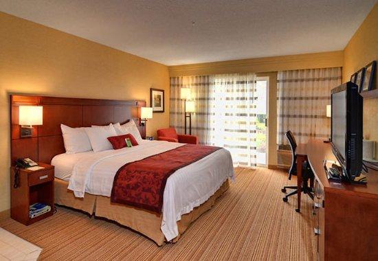 Σπρίνγκφιλντ, Όρεγκον: King Spa Guest Room