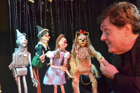 """Lancaster Marionette Theatre : Now Playing:  """"The Wizard of OZ""""  Get tickets here:"""
