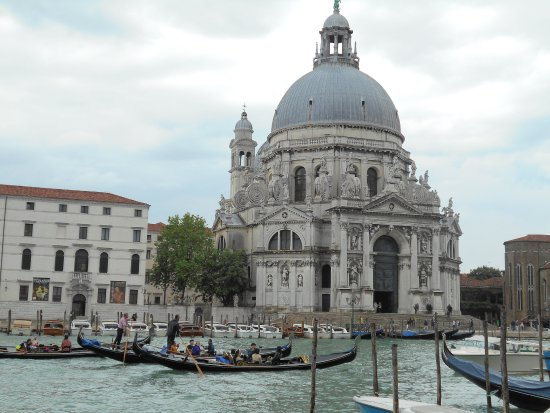 The Westin Europa & Regina, Venice: view from the front (water side) of the hotel