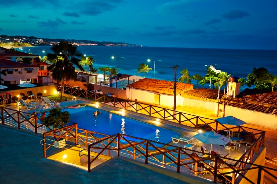 Aram ponta negra hotel desde 898 natal brasil for Piscina 94 respuestas
