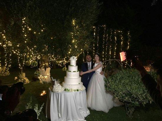 Villa Montesano: Matrimonio principesco