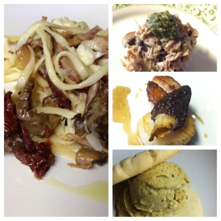 Alexandria, MN: Morel 5 Course in May