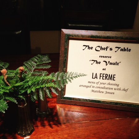 Alexandria, MN: Chef's Table for 3 and 5 Course Private Dinners