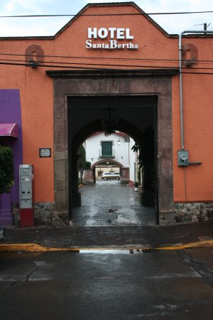 Texcoco, Mexico: Portal