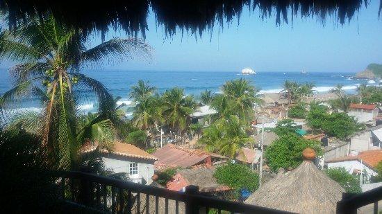 La Loma Linda: Bungalows, Yoga and Feldenkrais: La vista è uno spettacolo !