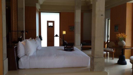 Amanjiwo Resorts: AMANJIWO'S BEDROOM