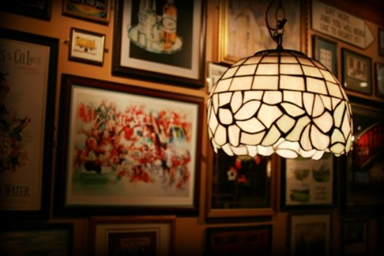 O'Connor's Restaurant & Bar : Comfortable surroundings