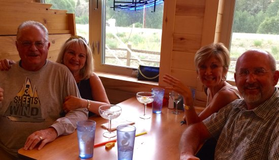 South Fork, CO: Dinner with friends