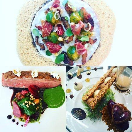 Manoir de Lebioles: Plat restaurant