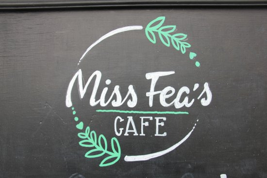 Mortehoe, UK: Look out for the cafe logo and sign!