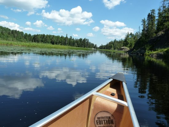 Ely, MN: Peace and solitude canoeing the Boundary Waters