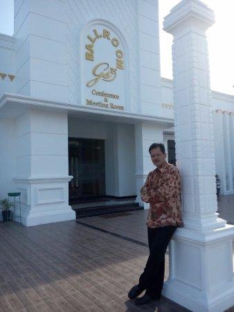 Metro, Indonesien: lobi belakang GSG  Gren Skuntum