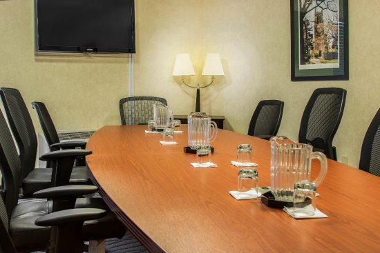 Comfort Inn: meeting
