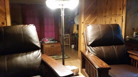 Trail, Όρεγκον: Comfy recliners
