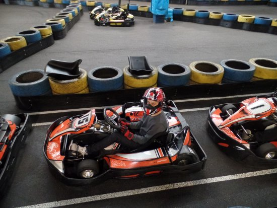 Metz Kart Indoor