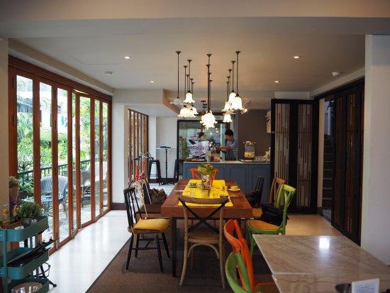 Nandha Hotel: Passion Cafe