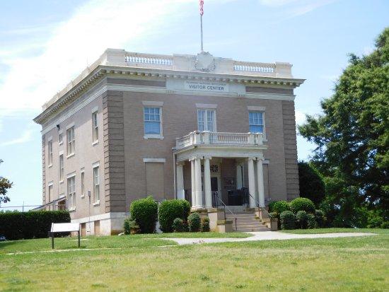Chimborazo Hospital National Historic Site