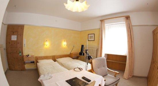 Hotel Post: Doppelzimmer 20m2