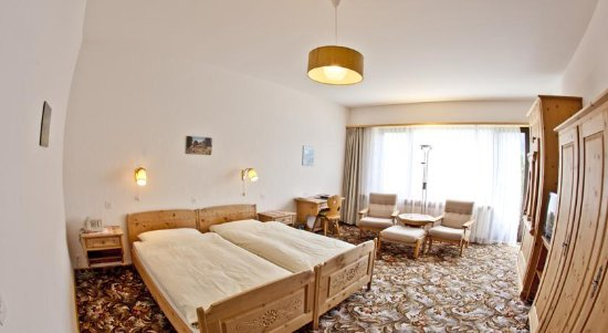 Hotel Post: Doppelzimmer 24m2