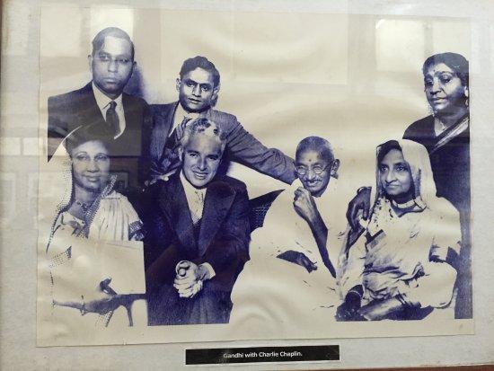Museo Mani Bhavan de Gandhi: photo0.jpg