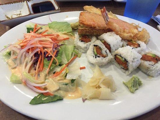 tuna park lunch