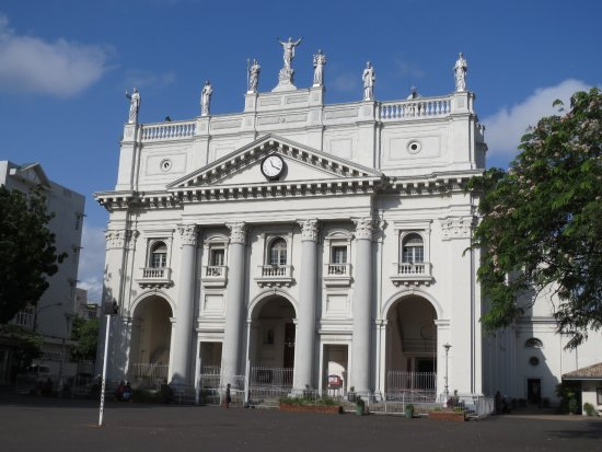 St Lucia's Cathedral
