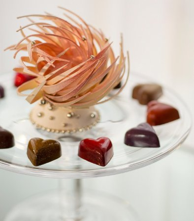 JW Marriott Hotel Hong Kong: Wedding Desserts