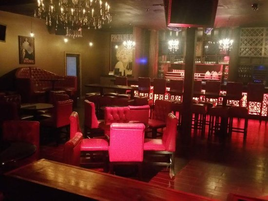Downers Grove, IL: Brandos Speakeasy Room