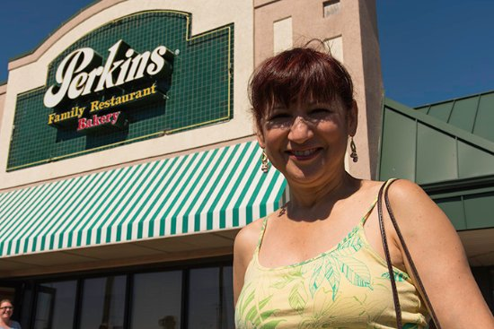 Perkins Restaurant Bakery North Of I 80 At Platte Nebraska Is