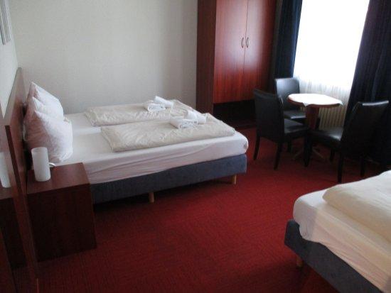 Hotel Winterberg: kamer