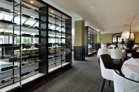 Van der Valk Hotel Nazareth-Gent : restaurant Van Der Valk nazareth