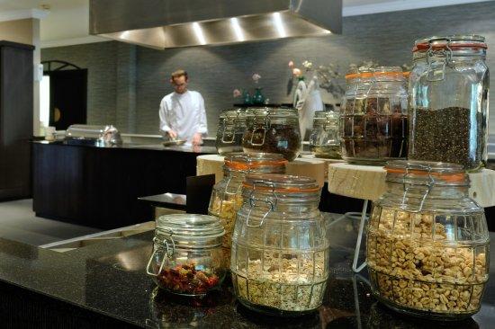 Van der Valk Hotel Nazareth-Gent : Ontbijt Van der Valk Nazareth