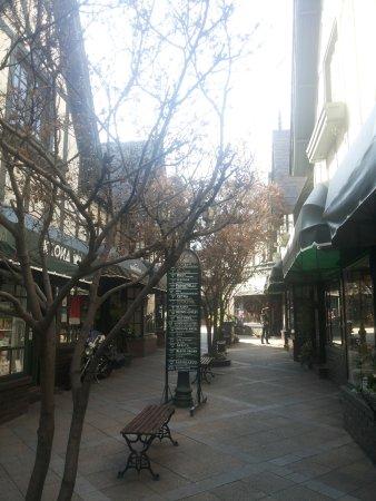 Paseo La Villa