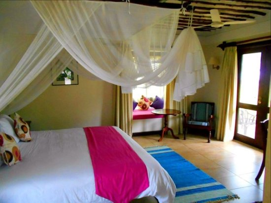Jacaranda Indian Ocean Beach Resort: standart room