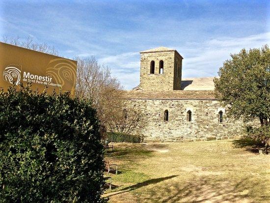 Monestir de Sant Pere de Casserres: Monastir de Sant Pere de Casserres