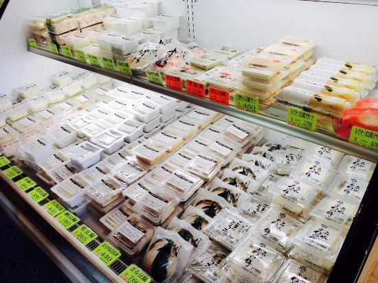 display for purchase 真狩村 湧き水の里の写真 トリップアドバイザー