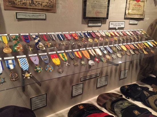Ruston, Luizjana: Display at the Louisiana Military Museum